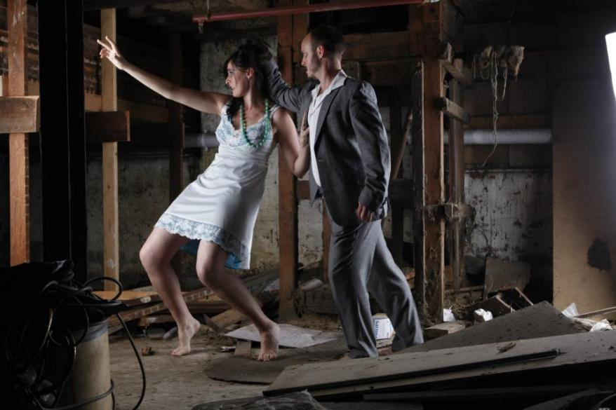 Hamletmachine (Broken Mirror 2012)